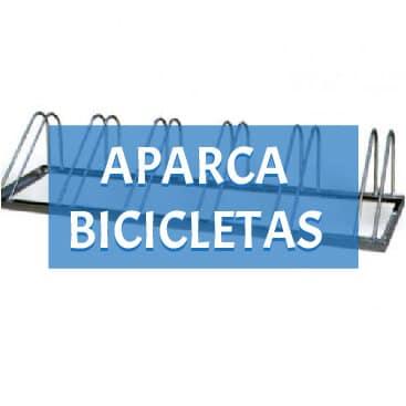 aparca bicicletas mobiliario urbano