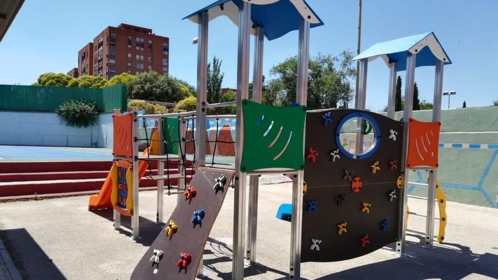 complejo multiaventura parque infantil madrid