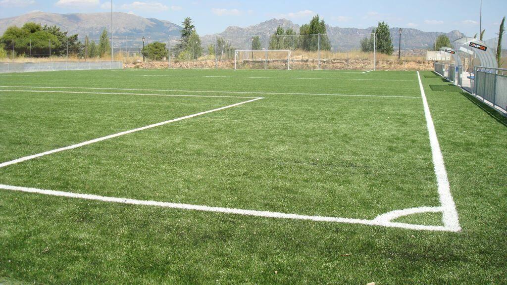 construccion campos de futbol madrid