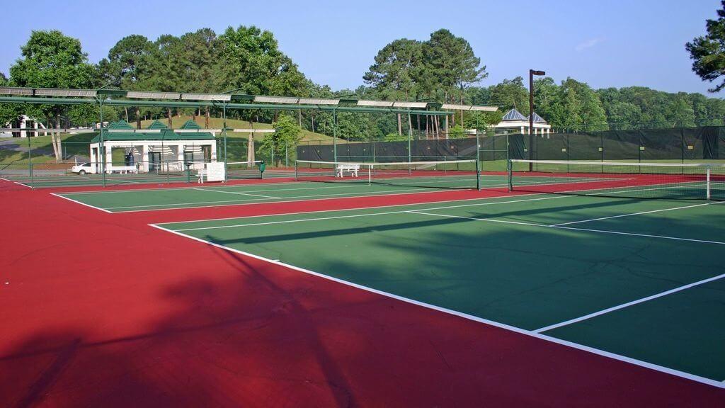 construccion pistas de tenis madrid