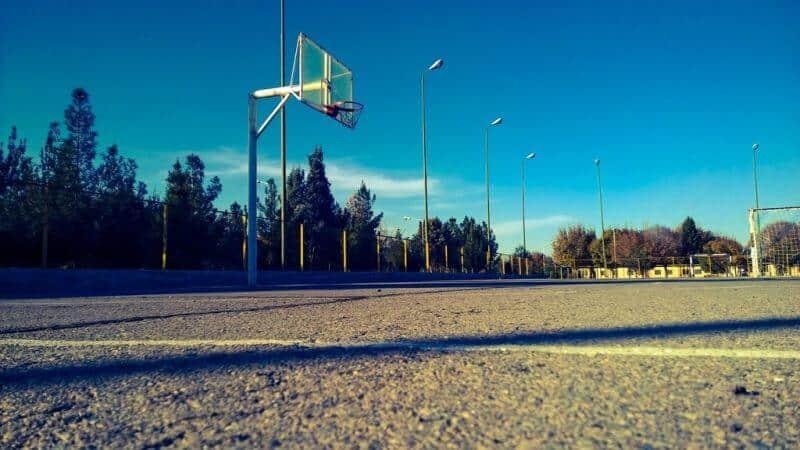fabricantes canchas baloncesto madrid