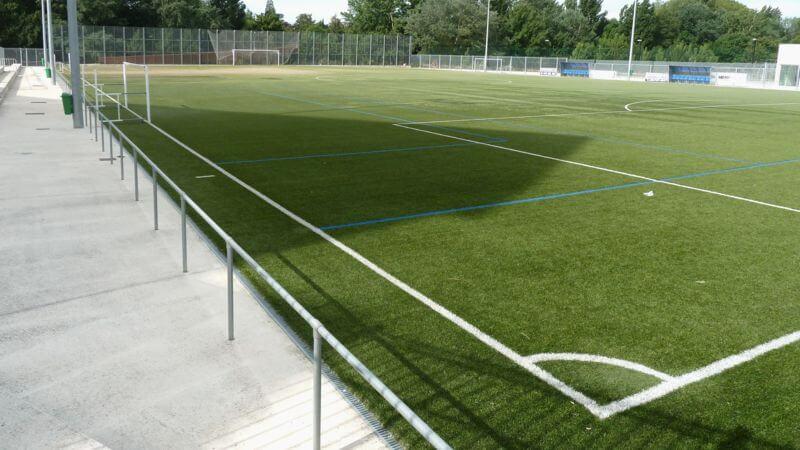 empresas construccion campos de futbol españa