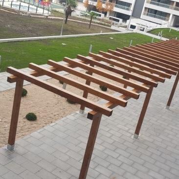 mobiliario urbano madrid