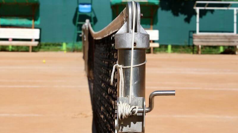 instalacion pistas de tenis madrid españa