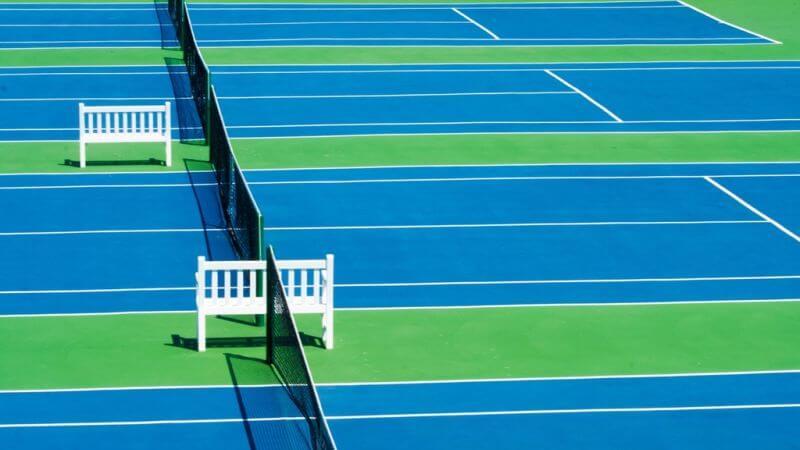 precio construccion pista tenis madrid