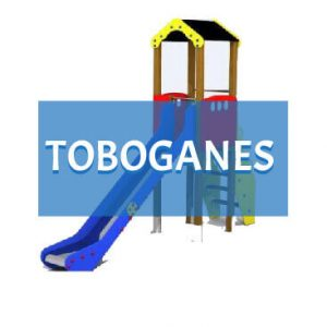 tobogan infantil para parques