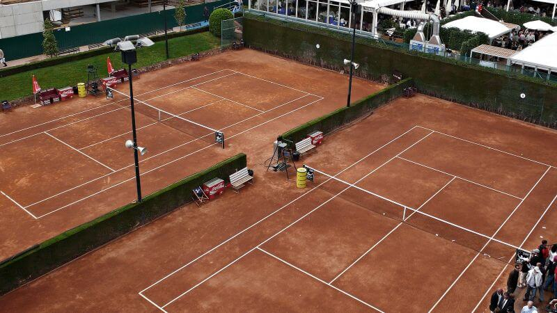construccion pista tenis madrid