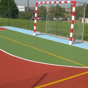 construccion pistas deportivas madrid