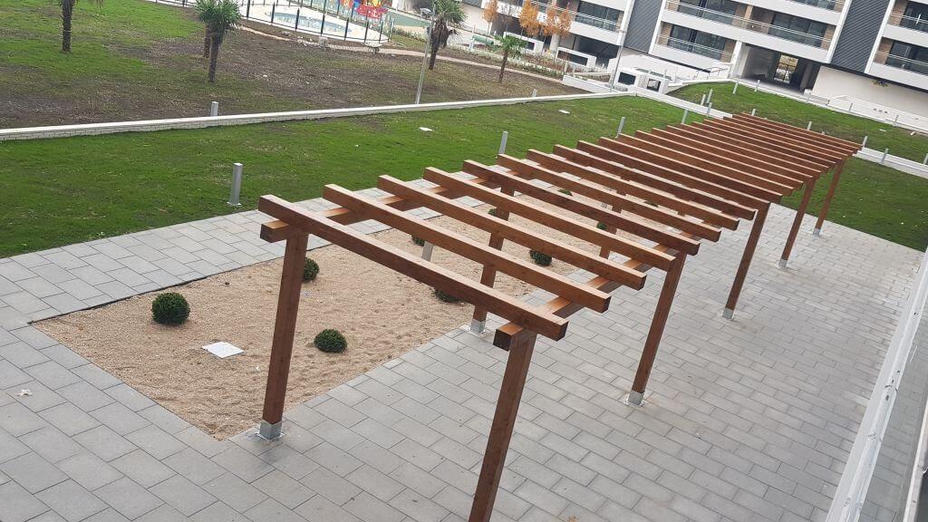 fabricantes mobiliario urbano madrid