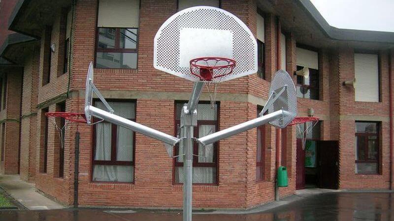 mobiliario urbano y deportivo madrid