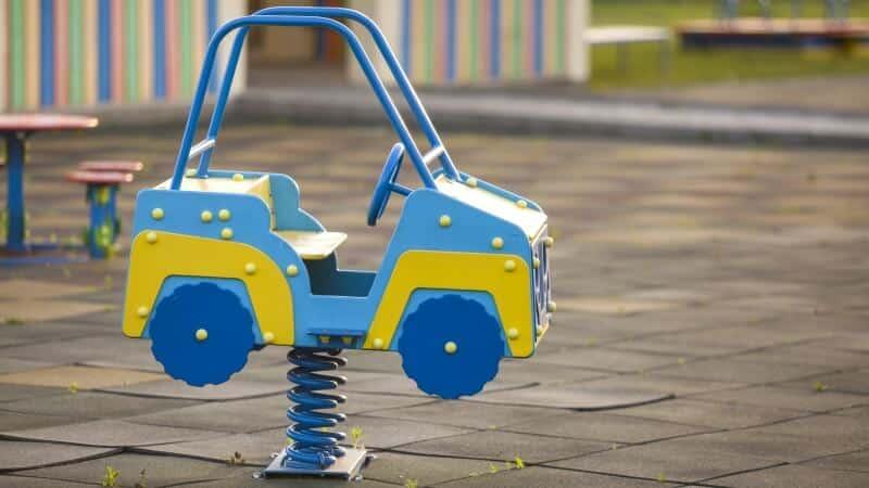 precio muelles parque infantil