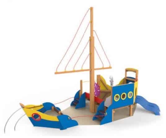 complejo barco hundido