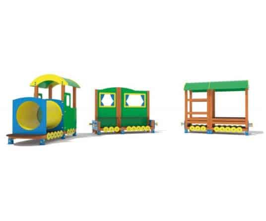 complejo tren peques madrid