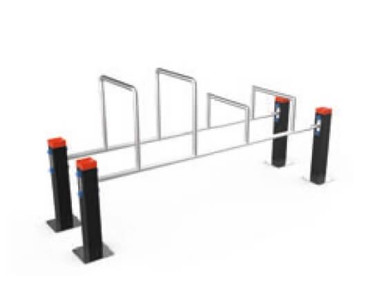 instalar workout potro doble