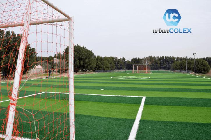 medidas del campo de futbol