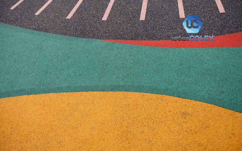 elegir Los pavimentos para parques infantiles