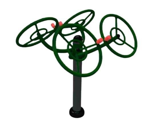 biosaludable volante