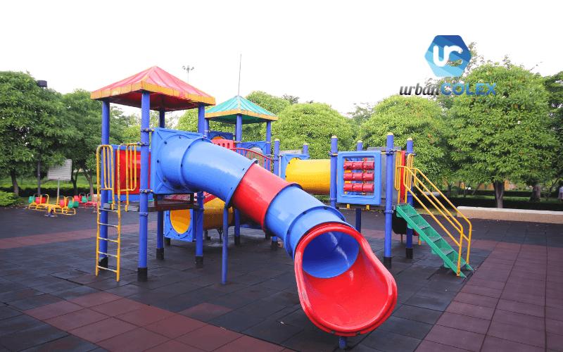 complejos para parques infantiles