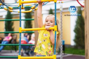 elementos indispensables parque infantil