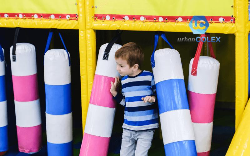 zonas infantiles para restaurantes y bares